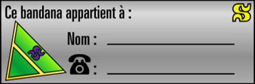 Identification du porteur